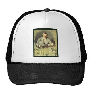 Eleanor Roosevelt White House portrait Trucker Hat