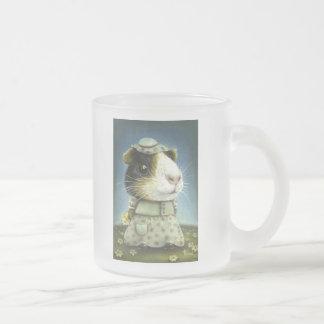 Eleanor the guinea pig mugs