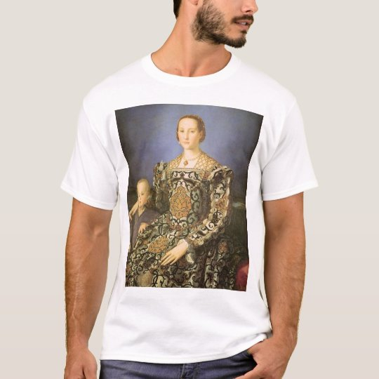 Eleanora di Toledo with son Giovanni de' Medici T-Shirt