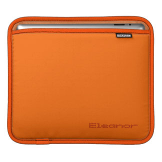 Eleanor's horizontal ipad sleeve