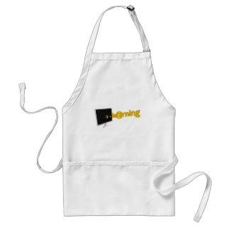 elearning adult apron