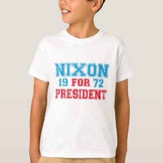 Elección 1972 de Nixon Playera