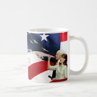 Elección 2008 tazas de café
