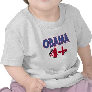 Elección 2012 de Obama v3 Camisetas