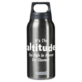 Elección 2012 Obama anti es la altitud