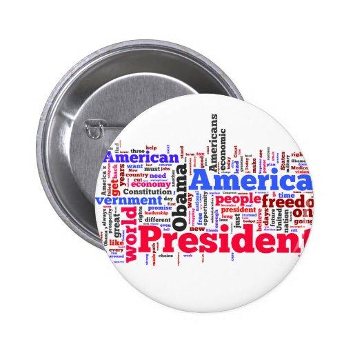 Elección 2012 pins