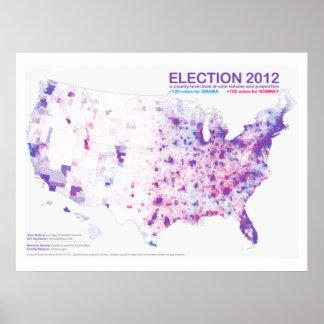 Elección 2012 póster