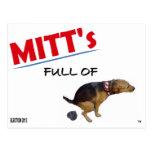 Elección anti 2012 de Mitt Romney Postal