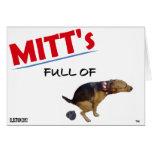 Elección anti 2012 de Mitt Romney Tarjeta