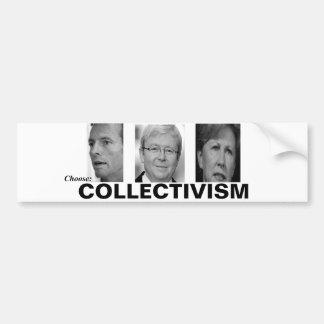Elección de 2013 australianos pegatina para auto