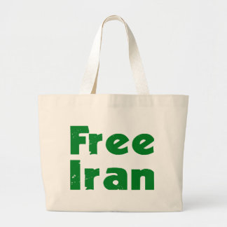 Elección de Irán Bolsa Tela Grande