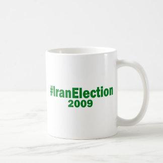 Elección de Irán Taza Clásica