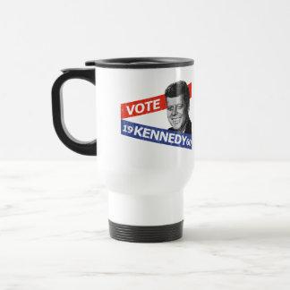 Elección de JFK Kennedy Taza