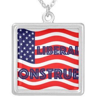 Elección Democratic liberal 2016 de la política de Collar Plateado