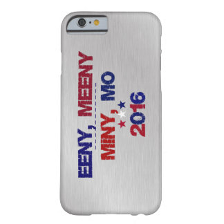Elección divertida 2016 funda para iPhone 6 barely there