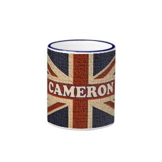 Elección general política del Reino Unido del ~ de Tazas