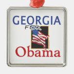 Elección Georgia para Obama Adorno De Reyes