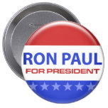 elección política - Ron Paul Pins
