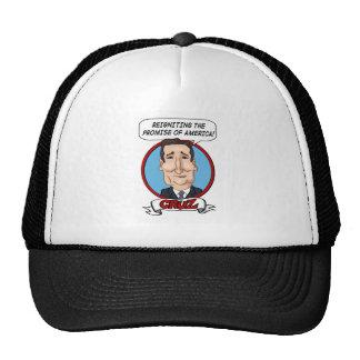 Elección presidencial 2016 gorras