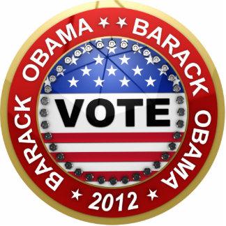 Elección presidencial Barack Obama 2012 Escultura Fotografica