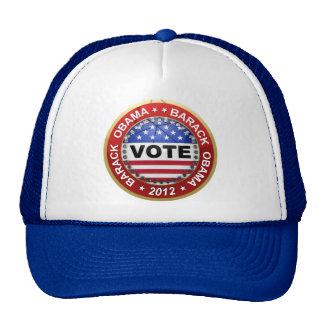Elección presidencial Barack Obama 2012 Gorros
