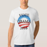 Elección presidencial de Barack Obama 2016 del Playera