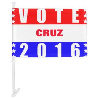 Elección presidencial de Cruz 2016 del voto