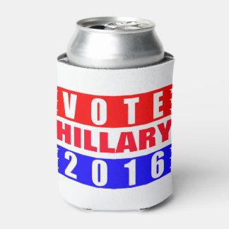 Elección presidencial de Hillary 2016 del voto Enfriador De Latas