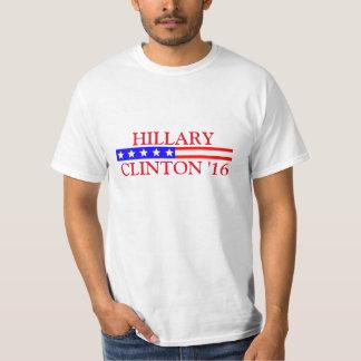Elección presidencial de Hillary Clinton 2016 Remera