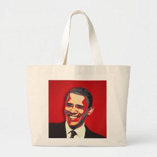 Elección presidencial de Obama Bolsa Tela Grande