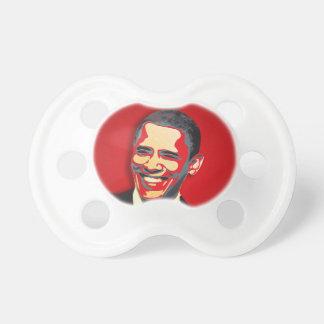 Elección presidencial de Obama Chupetes Para Bebes