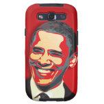Elección presidencial de Obama Samsung Galaxy S3 Protectores