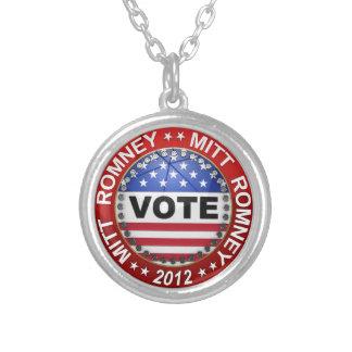 Elección presidencial Mitt Romney 2012 Joyería