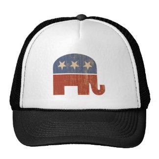 Elección republicana 2012 del elefante gorra