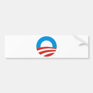 elecciones 2012 del logotipo del presidente los E. Pegatina Para Auto