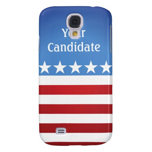 Elecciones de encargo su candidato político