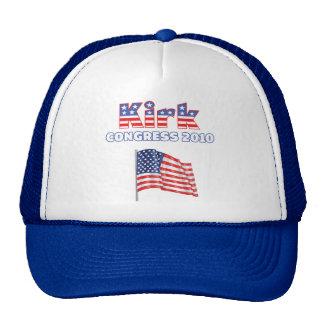 Elecciones patrióticas de la bandera americana 201 gorro