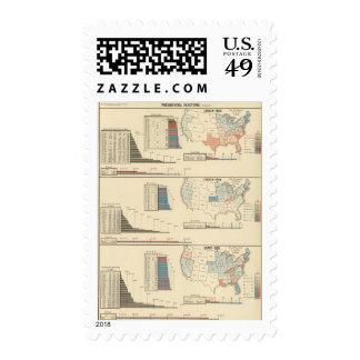 Elecciones presidenciales 1860-1868 envio