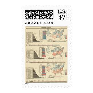 Elecciones presidenciales 1872-1880 sello