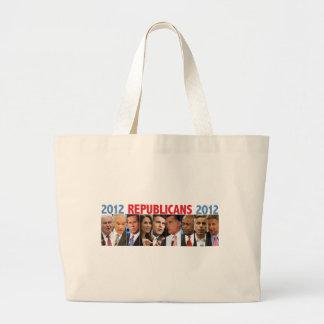 Elecciones primarias del republicano del GOP nueve Bolsa De Tela Grande