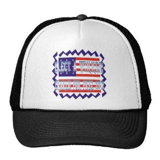 ELECT A WINNER TRUCKER HAT