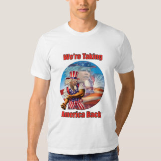 Elect Barack Obama as President in 2008 Elections T-Shirt
