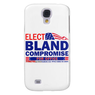 Elect Bland Compromise For Office Galaxy S4 Covers