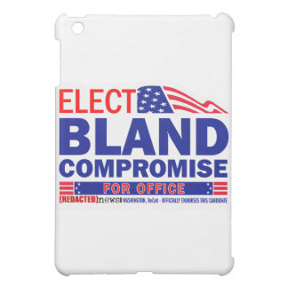 Elect Bland Compromise For Office iPad Mini Case