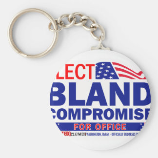 Elect Bland Compromise For Office Keychains