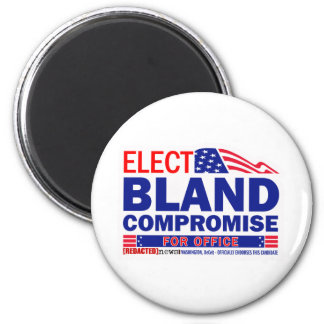 Elect Bland Compromise For Office Magnet