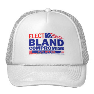Elect Bland Compromise For Office Mesh Hat