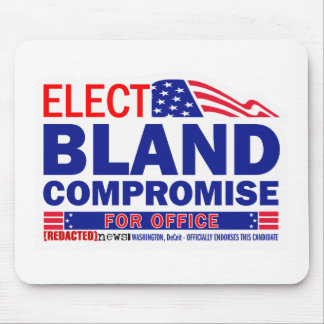 Elect Bland Compromise For Office Mousepads