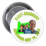 Elect-Bradbury 3 Inch Round Button