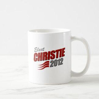 ELECT CHRIS CHRISTIE MUGS